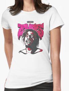 Flatbush ZOMBiES Logo x MEECH Womens Fitted T-Shirt