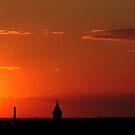Sunset by Dmarie Becker