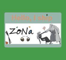One Piece Shipping: ZoNa by kitikattt7
