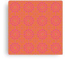 Kaleidoscopic Volpiana 1 Canvas Print
