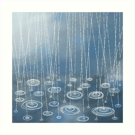 Another rainy day by Nic Squirrell