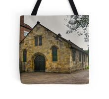 St Crux - Pavement,York Tote Bag