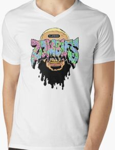 Flatbush ZOMBiES Logo x JUICE Mens V-Neck T-Shirt