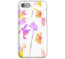 Flowering #9 iPhone Case/Skin