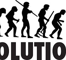 Evolution? Devolution of Man by fearandclothing