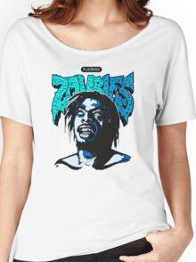 Flatbush ZOMBiES Logo x MEECH Women's Relaxed Fit T-Shirt