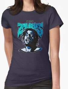 Flatbush ZOMBiES Logo x MEECH Womens Fitted T-Shirt