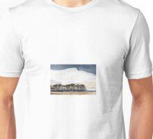 Pen Y Fan in the Snow Unisex T-Shirt