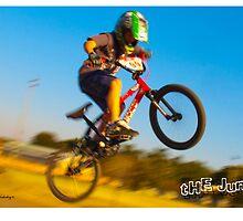 BMX Air by Paul Lindenberg