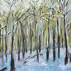 Winter lonliness by Estelle O'Brien