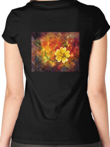 Spring Color Women's Fitted Scoop T-Shirt