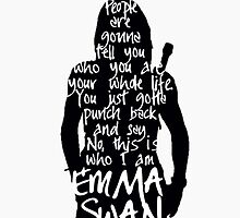 Emma Swan by EnchantedCon