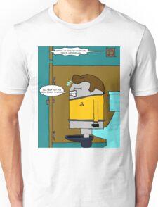 Captains Log Unisex T-Shirt