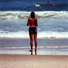 Girl from Ipanema by Wayne Gerard Trotman