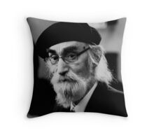 Dr Joseph Brown  (1918-2009) Throw Pillow