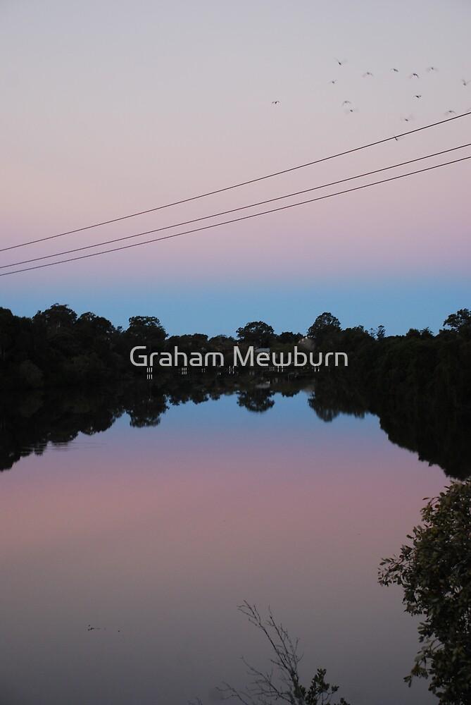 Dawson Dusk by Graham Mewburn