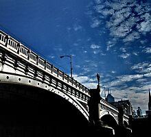 princess bridge. melbourne, australia by tim buckley | bodhiimages