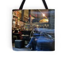 passing through. degraves st, melbourne Tote Bag