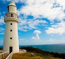 Cape Otway Lighthouse by Calvin Tiono