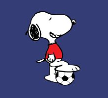 snoopy soccer  Unisex T-Shirt