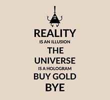 Buy Gold Unisex T-Shirt