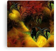 Emotion -  Abstract/ ART +22 Product Design Canvas Print