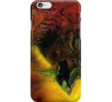 Emotion -  Abstract/ ART +22 Product Design iPhone Case/Skin