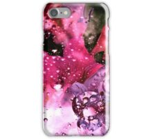 Flower and Oil iPhone Case/Skin