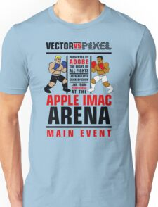 Vector vs Pixel Unisex T-Shirt