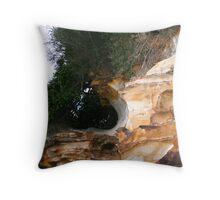Natural sculpture 1 Throw Pillow