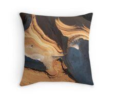Natural sculpture 5 Throw Pillow
