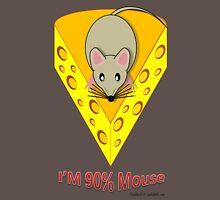 Genetic Mouse Mens V-Neck T-Shirt