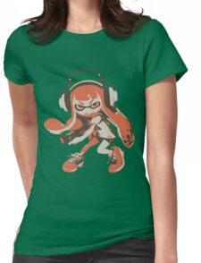 Minimalist Inkling 2 Womens Fitted T-Shirt