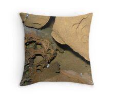 Natural sculpture 6 Throw Pillow