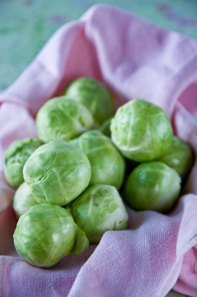 Brussels sprouts by Ilva Beretta