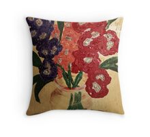 Oakland  Glad Evening Design By Octavious Sage  Throw Pillow