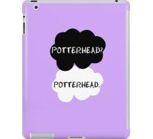 Potterhead - TFIOS  iPad Case/Skin