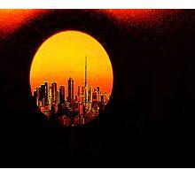 Tokyo Nights... Photographic Print