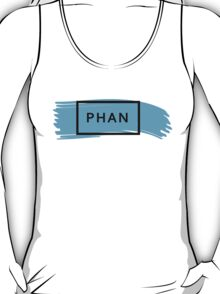 PHAN - TRXYE insp. (blue&black) T-Shirt