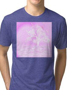 SOGNO- Dream/ ART + 27 Product Design Tri-blend T-Shirt