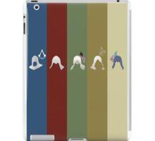 Assassin's Creed Minimal iPad Case/Skin
