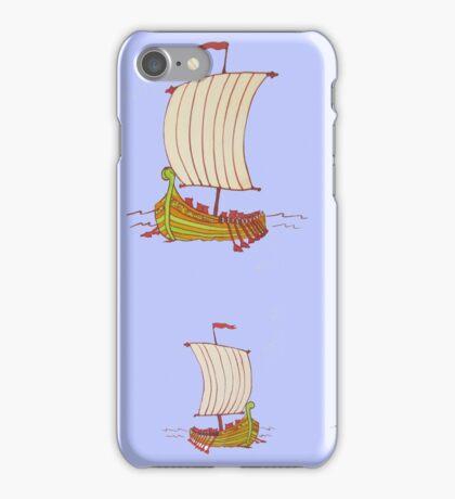 Sailor Boats iPhone Case/Skin