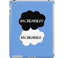 McBender - TFIOS iPad Case/Skin
