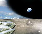 Terraforming the first moon of Terra Nova by Robert Burton