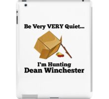 Dean Trap by @nekothesunshine iPad Case/Skin