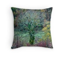 The Oak Throw Pillow