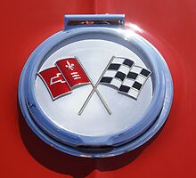I Had a Dream-Corvette Red by Jena Ferguson