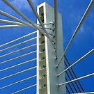 Millennium Bridge, Podgorica by Smaxi