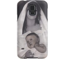 Mother Mary with Baby Samsung Galaxy Case/Skin