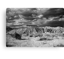 Side of the Road Canvas Print